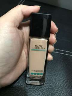 MAYBELLINE FIT ME SHADE 122