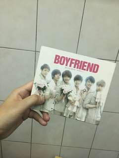 Boyfriend Be my shine 日版專輯
