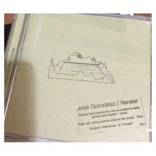 Nm jose gonzales veneer cd pop folk