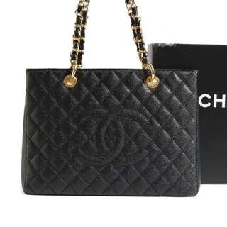 Chanel豆腐包 金鏈