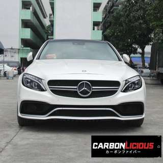 C-CLASS AMG KIT FOR MERCES