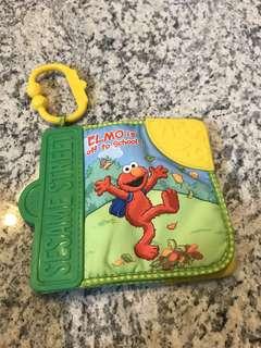 Munchkin Sesame Street Teething Book (Discontinued)