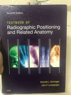 放射診斷學 Radiographic positioning and related anatom 擺位