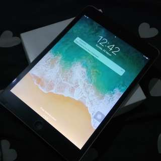 Ipad min 2 16gb with cellular and gc worth 2k