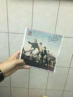 B.A.P 你在哪裡 在做什麼 韓版專輯