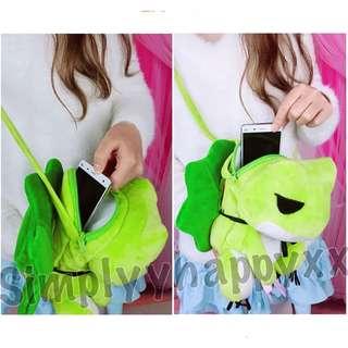 [PO] Travelling Frog Bag