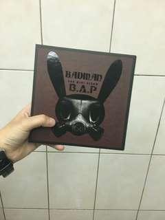 B.A.P bad man