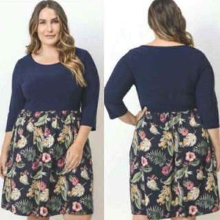 MAR 18 PLUSSIZE DRESS / TERNO (DDS)