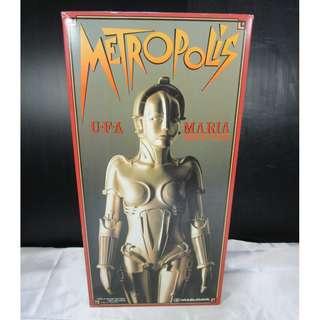 Rare Vintage Masudaya Metropolis U.F.A. Maria Display Figure