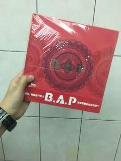B.A.P No Mercy 韓版台壓專輯