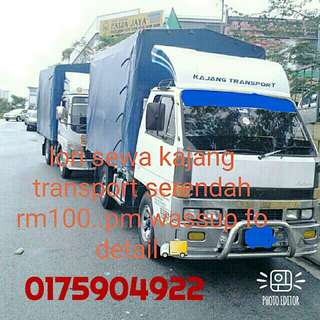 Transport delivery&lori sewa