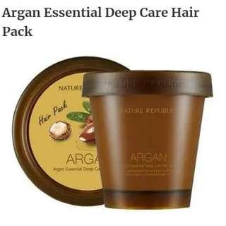 Argan Hair