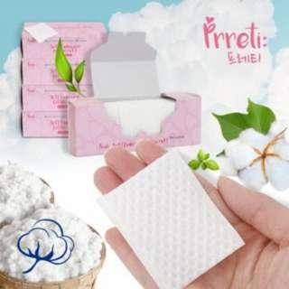 Prreti cotton puff