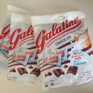 PERMEN IMPORT - GALATINE MILK