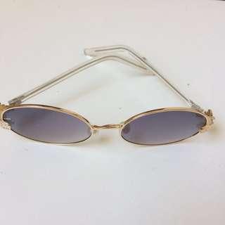 Lilac sunglasses