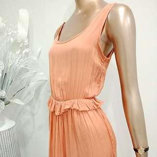 Coral dress 🍁