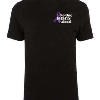 CANCER FUNDRAISING T-SHIRT