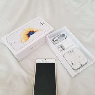 Gold iPhone 6s 64gb unlocked