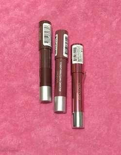 Revlon Matte Balm LIpstick (450.00 each)