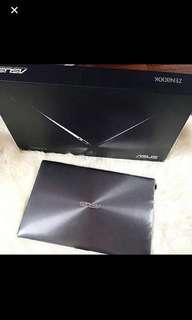 ASUS Zenbook Core i3 Ultrabook laptop notebook +backlight keyboard (Nt Ipad Iphone Macbook Air )