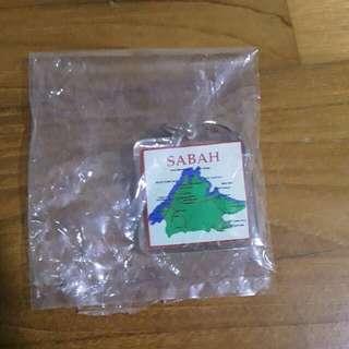 Sabah key chain