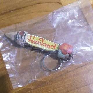 Thailand key chain