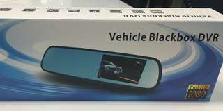 Dashcam (Vehicle Blackbox DVR)
