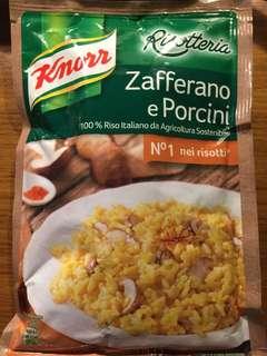 Italy 蕃紅花意大利燉飯 risotto