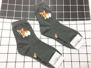 [現貨]韓國襪子🇰🇷🇰🇷可愛科基露屁屁