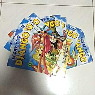 Solar Boy Django Vol. 1-7