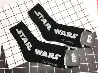 [現貨]韓國襪子🇰🇷🇰🇷 星際大戰 STARWARS 男襪