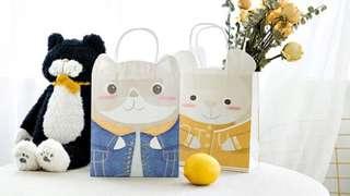 Birthday Paper Goodie Bags