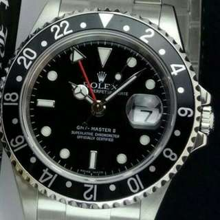 Rolex GMT master 11 automatic