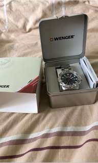 Swiss Made Wenger Watch