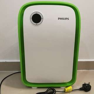 Philips Air Purifier / model AC4025 / Air Filter / Air humidifier