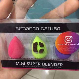 Beauty blander Armando Caruso