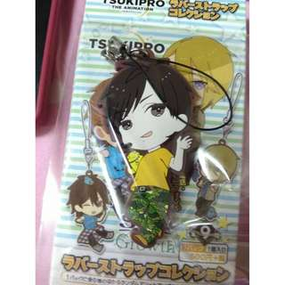 Tsukipro The Animation Rubber Strap  Collection Soara & Growth T-Shirt