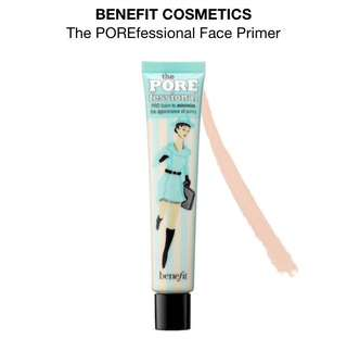 Benefit Cosmetics - The POREfessional Face Primer