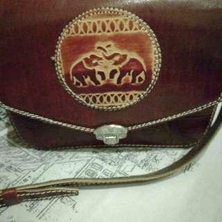 Handmade Srilankan sling bag