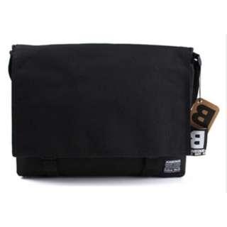 (Instock) Backstage Messenger/Sling Bag
