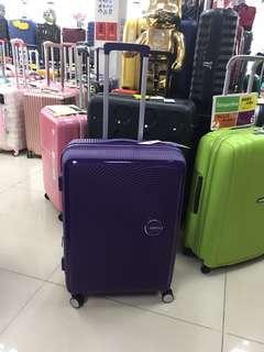 阿豪 美國品牌 American Tourister CURIO系列 坑紋款 全新 行李箱