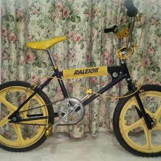 Raleigh burner mk-1