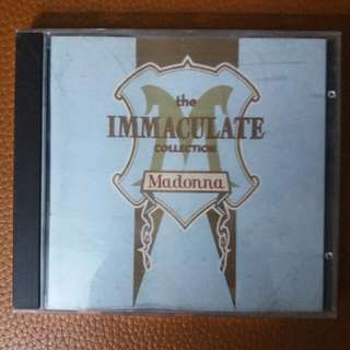 「CD」Madonna ~ The Immaculate Collection (1990 Germany)