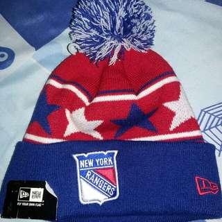 BNWT new era ( New York Rangers) beenie