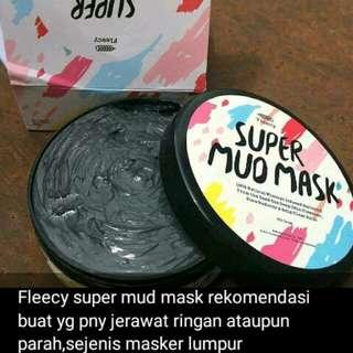 Fleecy super mud masker