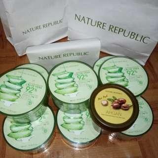 Nature Republic Shooting Gel