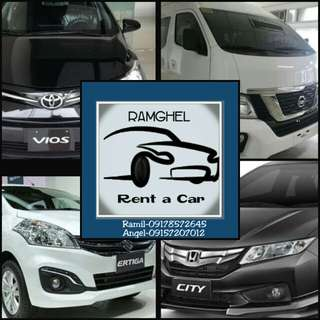 Rent a Car by Ramghel