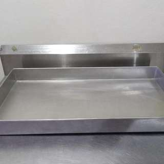 Big Baking Stainless Steel Tray