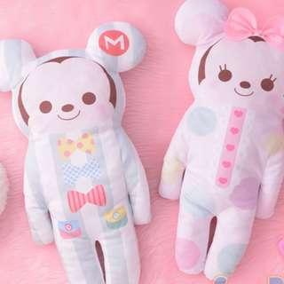 🌟60cm XL Mickey Mouse Jumbo Mega Hug Plush Pillow Toy Plushie