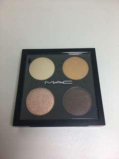 MAC Eyeshadow Palette 4色眼影